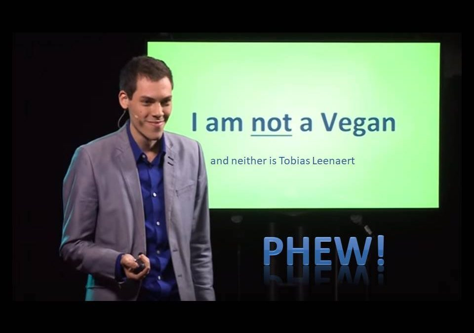 What's Wrong With The Vegan Strategist?
